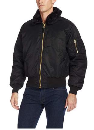 Мужская зимняя куртка парка alpha industries