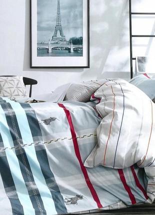 Роскошное постельное белье вилюта сатин твил рис.202