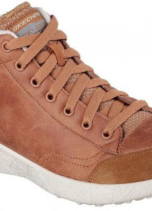 Высокие кроссовки,ботинки,сникерсы демисезонные оригинал skechers