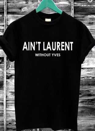Модная футболка с надписью