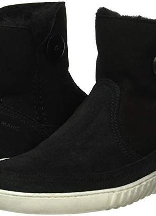 Marc soft walk теплые ботинки на овчине. размер 40,5-41