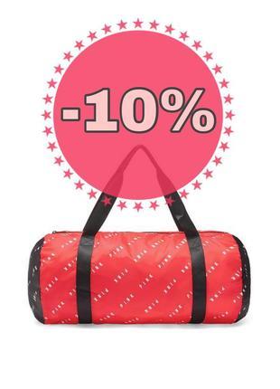 Скидки! спортивная сумка packable duffle от victoria's secret