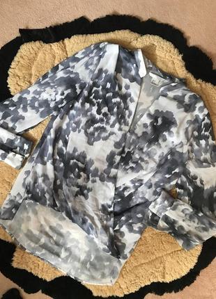 Модна блуза на запах стан ідеал с-м