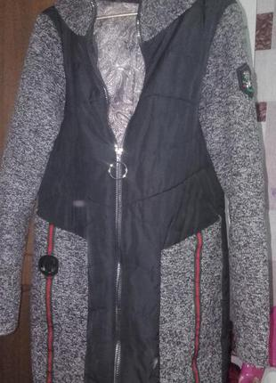 Пальтишко-куртка