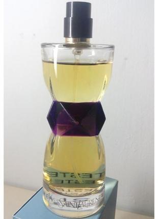 Парфумована вода yves saint laurent manifesto 90 ml тестер