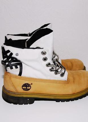 Классные ботинки timberland оригинал