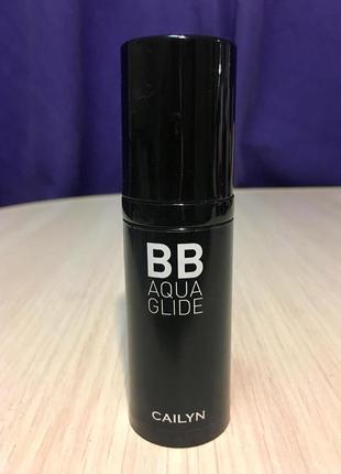 Тонирующий вв-крем cailyn bb aqua glide cream
