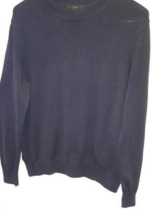 Отличный хлопковый свитер cos