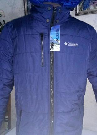 Куртка зимняя colombia