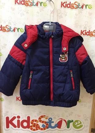 Новая демисезонная куртка для мальчика, original marines, 0871