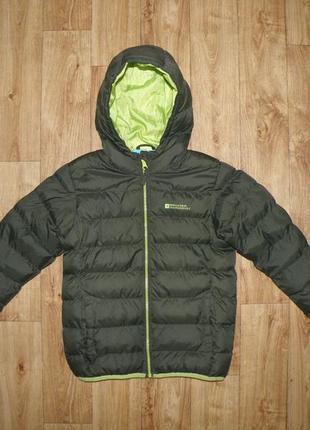 Утепленная куртка mountain warehouse