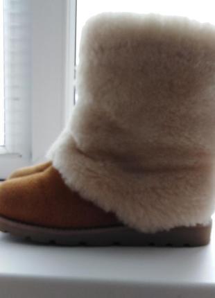 Ugg сапоги зимние натуральный мех