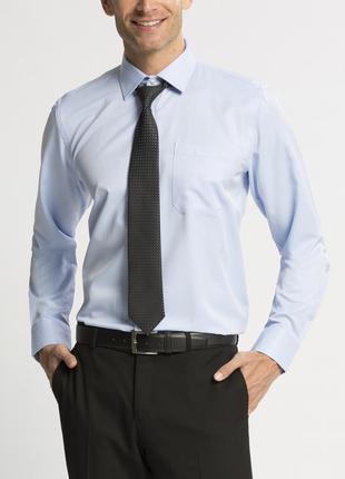8d4a0a01fa3 16-78 lc waikiki новая голубая мужская рубашка размер s турецкий бренд