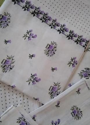 Комплект постельного белья новый полуторный5