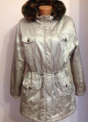 Курточка с синтепоном. /l- xl/ brend essentiel