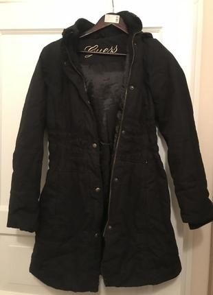 Куртка пуховик guess оригинал