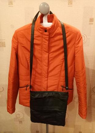Болоньевые куртки женские 2019 - купить недорого вещи в интернет ... c2dbf7a6d7e