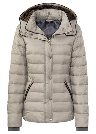 Куртка-пуховик женская тополино
