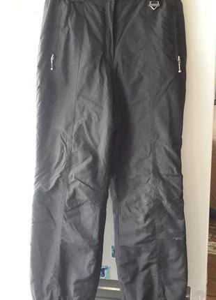 Утеплённые зимние штаны для повседневной носки fera р.12, m-l