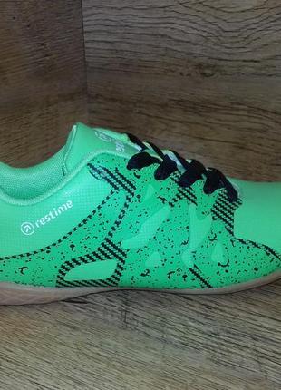 Футзал restime обувь для футбола 36-41 р