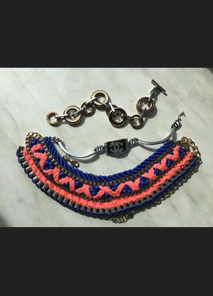 Украшение ожерелье колье reserved