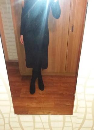 Платье mohito миди шерсть  теплое