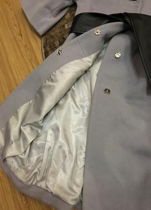 Классическое кашемировое пальто3 фото