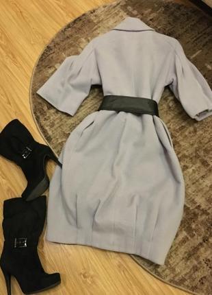 Классическое кашемировое пальто2 фото