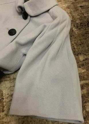 Классическое кашемировое пальто4 фото