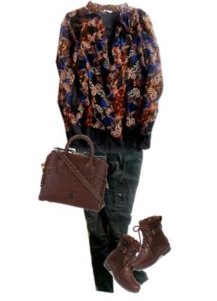 Блуза реглан размер 52-54
