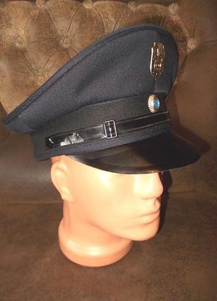 Фуражка кепка форменная stindruckfrel германия 56 размер