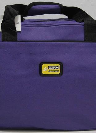 Дорожная сумка (фиолетовая) 18-11-011