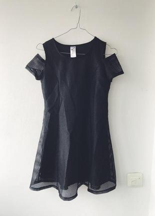 Платье силуэт