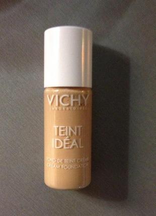 Vichy teint ideal illuminating foundation spf20 тональный крем.1 фото