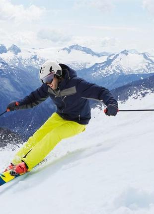 Лыжные штаны р.50 термо брюки thinsulate crivit германия