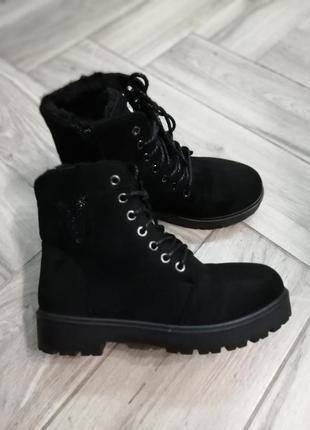 Женские зимние ботинки(37-40)