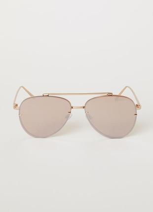 Стильные очки авиаторы h&m 3 cat