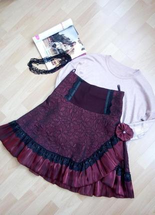 Красивая юбка 46-48
