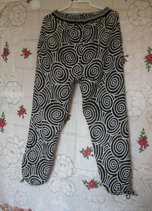 Супер брюки 100%вискоза,р.48-120грн.