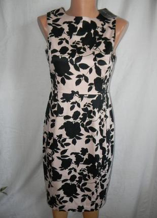 Новое натуральное платье new look