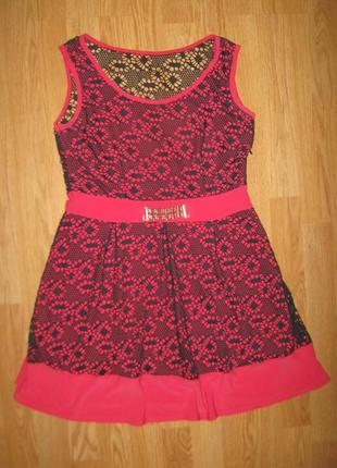 Красиве  плаття роз.l