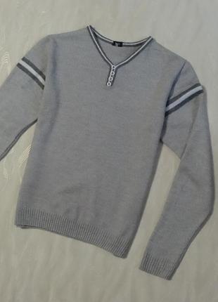 Полушерстяной свитер taiko , р.48