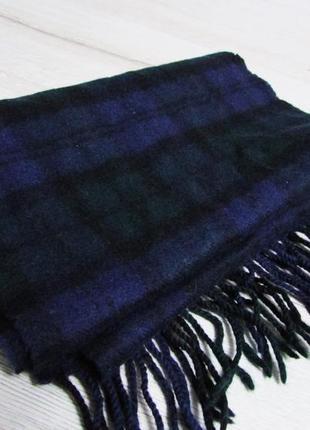 Мягенький шерстяной шарф