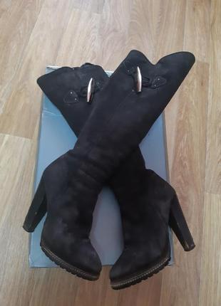 Сапоги зимние ellenka2 фото