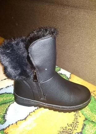 Зимние ботинки tom.m2