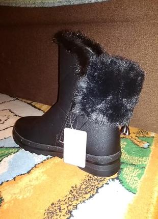 Зимние ботинки tom.m3