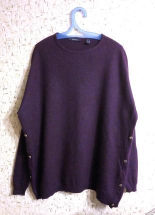Esprit свитер шерсть кашемир оверсайз