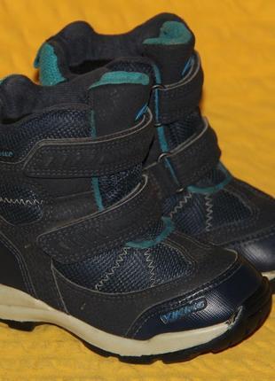 Ботинки viking gore-tex р.25 - 26 стелька 16,5 см