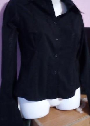 Блузка рубашечного типа женская,турция