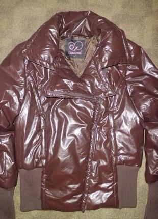 Шикарная куртка 44-46 наш